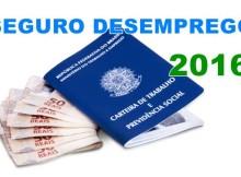 seguro desemprego 2016
