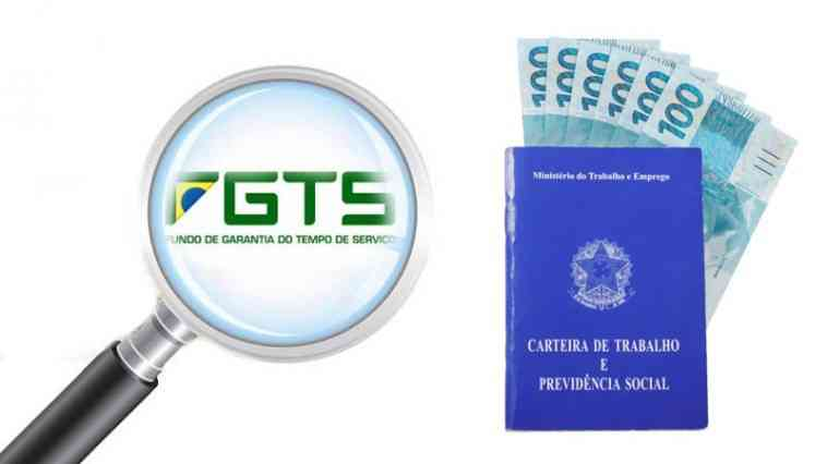 Consultar saldo das contas Inativas FGTS
