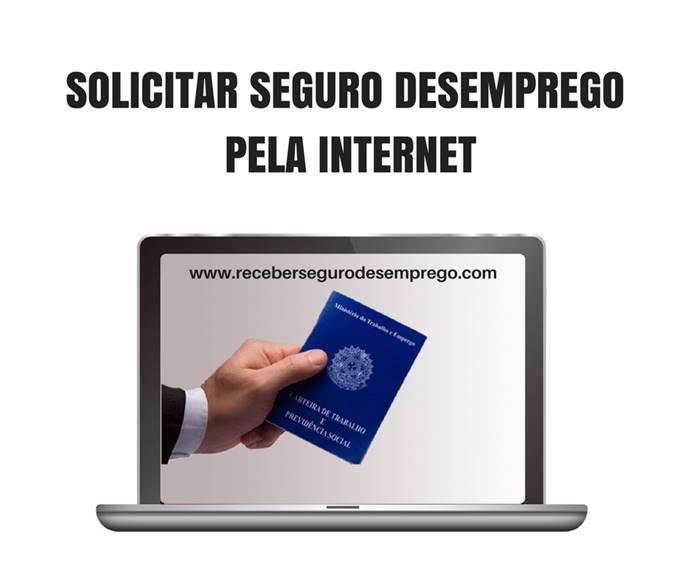 solicitar seguro desemprego pela internet